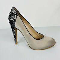Nine West Women's High Heels Size 10M Pumps Shoes Stiletto
