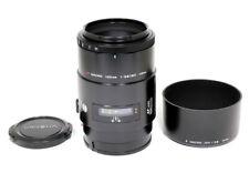 Minolta AF 100 mm f/2.8 Macro (Type-1) Lens