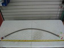 "Steel Braided Air Compressor Discharge Hose 42"" Female Swivel Parker P/N 15542"