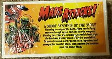 Mars Attacks Movie Complete 72 Widescreen Set Topps 1996