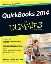 QuickBooks X for Dummies by Stephen L. Nelson (2013, Paperback)