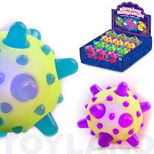 Blinking Boggleball Bouncy Fun Novelty Light up Ball - Gift Pocket Money Toys