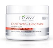 Bielenda Professional Cold Paraffin Hand Mask With Shea Butter Ceramides Vit C