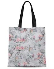 S4Sassy Floral Women Large Tote Bag Shopping Travel Bag Handbag-FL-137F