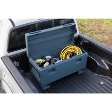 Job Site Box Tool Storage Truck Bed 36 in. Matte Gray Rust-resistant *NO TAX*