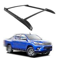 For 2005-2018 Toyota Tacoma Double Cab OEM Factory Roof Rack Cross Bars Set USA