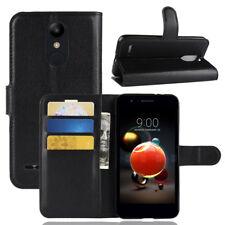 Handy Tasche für LG K9 Klapptasche Flip Cover Case Schutz Buch Hülle Buch Etui
