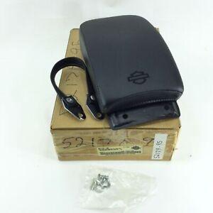 NOS Genuine Harley 1984 - 1995  Softail Custom Low Profile Pillion Pad 52179-95