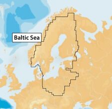 NAVIONICS+ 44XG Baltic Sea, µSD-Karte