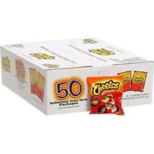 Cheetos Crunchy 50 count  (Individual Bags)