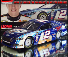 BRAD KESELOWSKI 2013 MILLER LIGHT 1/24 ACTION
