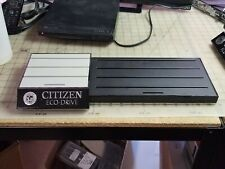 Citizen Eco drive Watch store Display Base Watches Dealer Or Watch Collector
