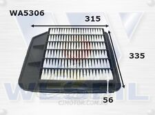 WESFIL AIR FILTER FOR Nissan Patrol 5.6L V8 2013-on WA5306