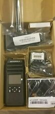 Motorola DTR 700 (6 PACK) DTS150NBDLAA Digital Radio DMR Complete Kit