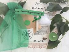 Family Happiness   Spell Kit  Votive Candle  Magic Wicca Created by a Witch