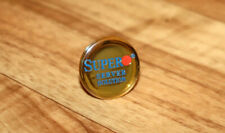 Supero Supermicro Information technology Old Collectible Rare Promo Pin /  Badge