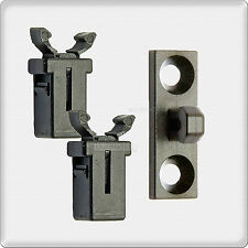 2x Touch Lid bin replacement clip latch catch & 1x Striker pin Fits Brabantia L