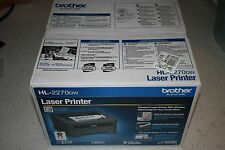 Brand New Brother HL-2270DW Workgroup Laser Printer