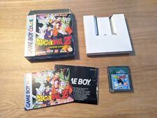 Dragonball Z Legendäre Superkämpfer - Game Boy Color - CIB