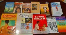 Konvolut Bücher Buchpaket  Gesundheit Alternative Medizin  (613)