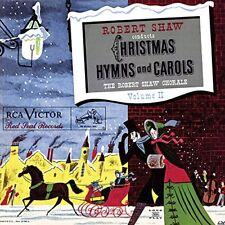 The Robert Shaw Chorale: Christmas Hymns and Carols Volume II. CD Holiday Music