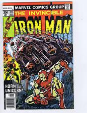Iron Man #113 Marvel 1978