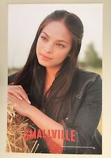 SMALLVILLE,LANA LANG, AUTHENTIC 2001 POSTER