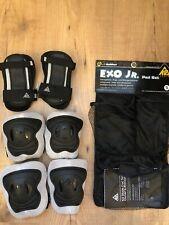 K2 Inliner Junior Set Handgelenkschoner, Knieschoner, Ellbogenschoner S