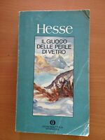 Il giuoco delle perle di vetro - Hermann Hesse - Mondadori 3209