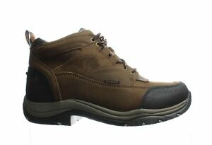 Ariat Mens Terrain H20 Distressed Brown Hiking Boots Size 8.5 (2E) (1984379)