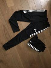 Mens Adidas Tiro 17 Pants Small - Black/White/White BS3693 - Brand NEW Sealed