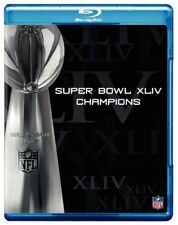 NFL Super Bowl Xliv Champions: New Orleans Saints [New Blu-ray]
