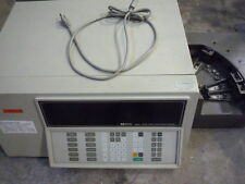 Hewlett Packard Spectrophotometer UV/VIS 8450A + OEM Manual + Cords