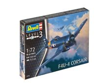 Revell F4U-4 Corsair Model Kit - 1/72 scale - 03955