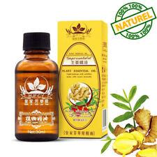Ginger Essential Oil Pure Natural PREMIUM Uncut Therapeutic Grade Oils Plant