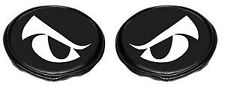 """EMPI 16-9146 5"""" LIGHT COVERS, """"EYES"""" PAIR VW BUG BUGGY RAIL OFF ROAD JEEP"""