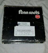 Empty Box Penn Reels 240 Gr Graphite Spinning Reel