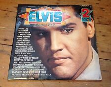 ELVIS COLLECTION VOL.3 2 RECORD GATEFOLD CAMDEN PDA 054 EX/EX - 1E/1E/1E/1E