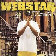 Webstar presents Caught In The Web 13 track 2006 cd