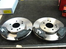 "FORD FOCUS C-MAX FRONT BRAKE DISCS & PADS 16"" 300"