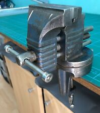 Vintage Swivel Bench/Desk/Clamp Vice Arts & Crafts Soldering Jewelers Modellers
