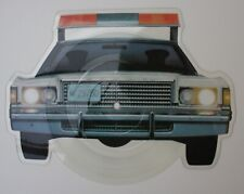 Hill Street Blues - Mike Post and Larry Carlton - Shaped Picture Disc