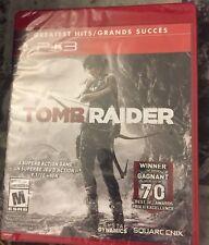 Tomb raider ps3 game