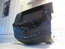 03 - 08 HONDA ACCORD Lettore CD Radio SAT Nav Navigazione Satellitare Schermo L @ @ K