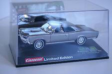 Carrera Evolution Exclusiv 124Pontiac GTO `66 25482 Limited ED. TOP