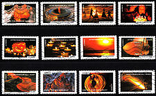 France 2012 Stamps festival Fire Complete Set of Stamps P Used S/A