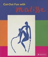 Cut-out Fun with Matisse by Hollein, Max Hollein, Nina (Paperback book, 2014)