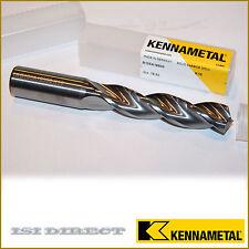 B105A18500 K10 KENNAMETAL CARBIDE TF-DRILL, DIAMETER=18.5MM