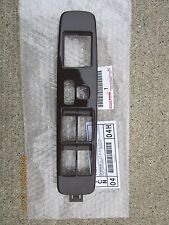 98 - 02 TOYOTA 4RUNNER MASTER POWER WINDOW SWITCH BEZEL TRIM WOOD GRAIN NEW