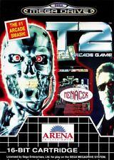 SEGA Mega Drive Spiel - T2: The Arcade Game mit OVP NEUWERTIG